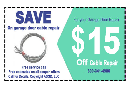 Cable Repair Coupons
